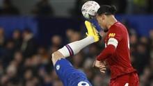 Bek Liverpool Van Dijk Ejek Robertson