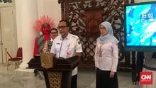 DKI Akan Ajukan PSBB ke Menkes, Bogor Masih Kaji