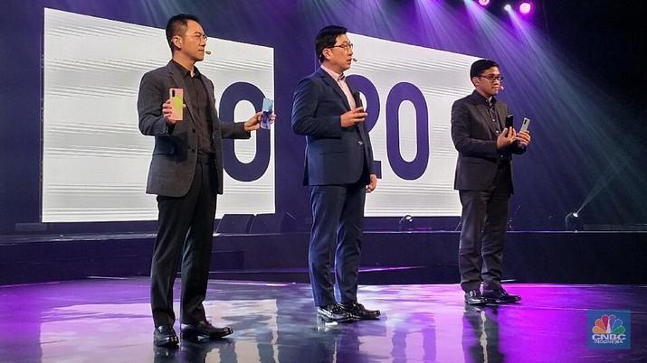 Para pecinta ponsel Samsung kini sudah bisa membeli ponsel flagship Samsung Galaxy S20, Samsung Galaxy S20+ dan Samsung Galaxy Ultra.