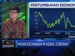 Selisik Kondisi Pasar Keuangan RI di Tengah Wabah Corona