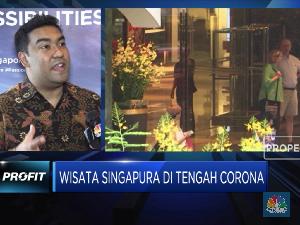 Strategi Sektor Pariwisata Singapura Hadapi Efek Covid-19