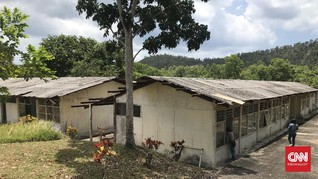 RS Corona di Pulau Galang dan Jejak Pilu Pengungsi Vietnam