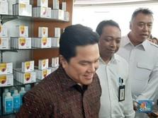 RI Terpapar Corona, Erick Sebut Kimia Farma Siap Antisipasi