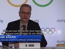 Ada Corona, Olimpiade Tokyo Tetap Berlangsung Sesuai Rencana