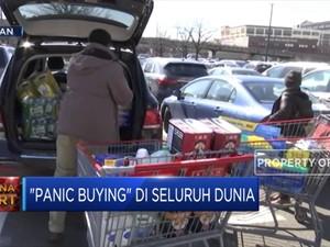 Melihat Kondisi Panic Buying di Beberapa Belahan Dunia