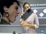 Dipimpin Samsung & Huawei, Penjualan Smartphone Jatuh