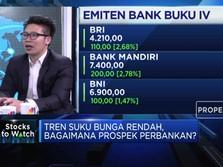 Tren Suku Bunga Rendah, Begini Prospek Sektor Perbankan