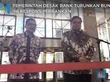 Pemerintah Desak Bank Pangkas Bunga, Ini Respons Perbankan