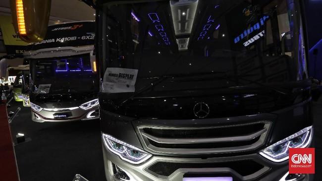 Beberapa merek yang ikut pada pameran tersebut antaranya Daihatsu, DFSK, FAW, Hino, Isuzu, KIA, Mercedes-Benz, Mitsubishi Fuso, Mitsubishi Motors, Suzuki, Toyota, UD Trucks, hingga United Tractors.