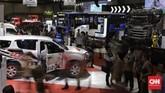 Menperin Agus mengingatkan bahwa pameran truk di Jakarta menandakan pertumbuhan ekonomi dalam negeri yang positif meski diselenggarakan di tengah kewaspadaan masyarakat Jakarta terhadap virus corona.