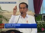 Jokowi: Stok Bahan Baku dari China Terganggu