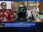 Bio Farma: Holding Dorong Fokus Bisnis BUMN Farmasi