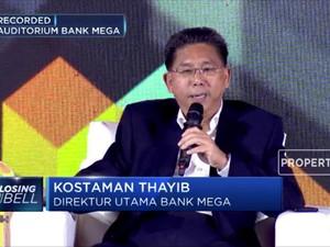 Bank Mega Siap Jadi Buku IV di 2025