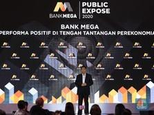 Pertumbuhan Laba Bank Mega 6x Lipat dari Industri Perbankan