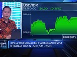 Dampak Corona, Cadev Februari 2020 Diproyeksi Turun USD 1,5 M