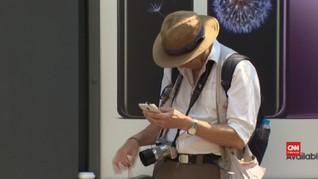 VIDEO: Ponsel Pintar Membuat Sakit Kepala Makin Parah