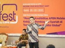Luky Alfirman: Fungsi APBN Vital Menjaga Pertumbuhan Ekonomi
