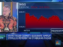 Menilik Pergerakan IHSG, Pengamat: Pasar Butuh Stimulus