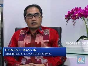 Bio Farma: Emergency Policy Percepat Penemuan Vaksin Corona