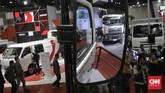 Giicomvec 2020 menghadirkan berbagai kendaraan komersial terbaru untuk para pelaku usaha di sektor industri.