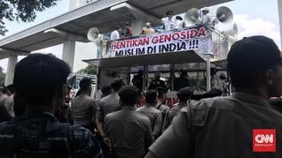 Kedubes India Belum Pasti Temui Massa Aksi FPI