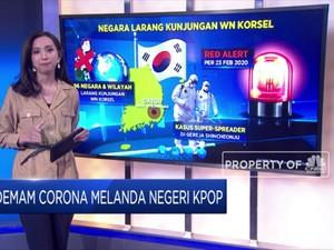 Demam Corona Melanda Negeri K-Pop