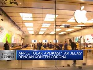 Apple Store Tolak Aplikasi Corona Yang 'Ngga Jelas'