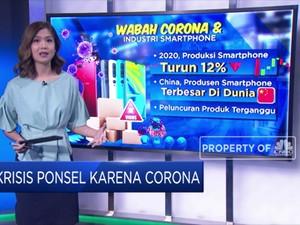 Krisis Ponsel Akibat Corona