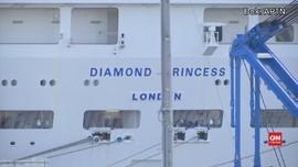 VIDEO: Satu WNI ABK dari Diamond Princess Diisolasi