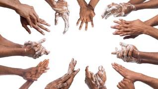 Cuci Tangan, Kemewahan Warga Yaman di Tengah Krisis Air