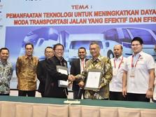 Gantikan Solar, Truk Logistik APTRINDO Bakal Gunakan Gas LNG