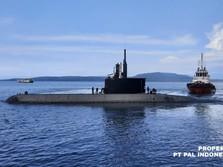 Sempat Geger, Kapal Selam Buatan RI Hilang Tak Ada Kabar