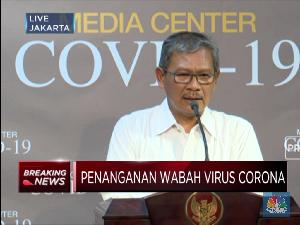 Pernyataan Pemerintah Sebut 2 Kasus Baru Positif Virus Corona