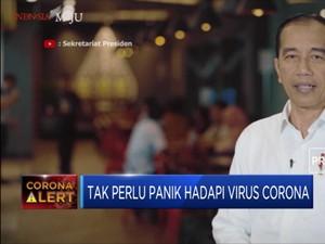 Ini Tips Jokowi untuk Cegah Virus Corona