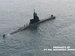 Aksi Kapal Selam Made in RI Menyelam 310 Meter di Bawah Laut