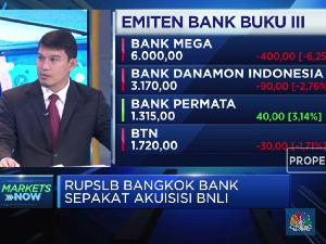 Pengamat: Akuisisi BNLI, Efisiensi Bisnis Bangkok Bank Naik
