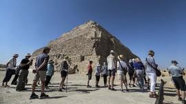 Setelah 14 Tahun, Piramida di Mesir Membuka Pintunya