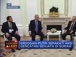 Erdogan-Putin 'Rujuk', Konflik Suriah Bakal 'Adem'