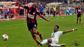 Hasil Liga 1: Borneo FC Tekuk Persipura, PSIS Menang