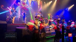 VIDEO: Satu Dekade Raminten Cabaret Menghibur Indonesia