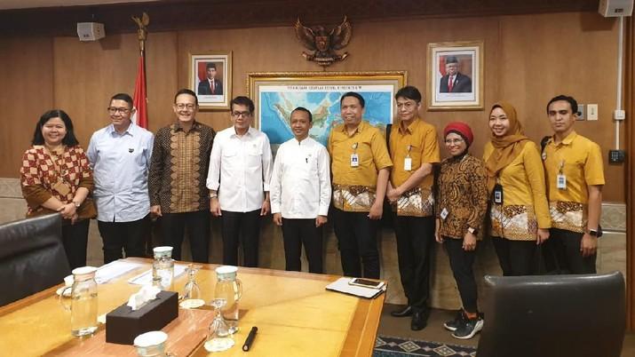 Perhelatan konferensi tingkat tinggi jaminan sosial dunia di Bali diharapkan mampu menghidupkan kembali sektor pariwisata di Indonesia pasca wabah virus corona.