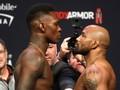 Beda Bayaran Israel Adesanya vs Romero di UFC 248