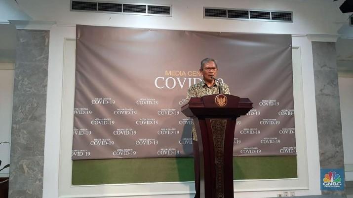 Pemerintah menyatakan kasus positif virus corona (COVID-19) menyatakan bertambah 27 kasus hanya dalam 1 hari.