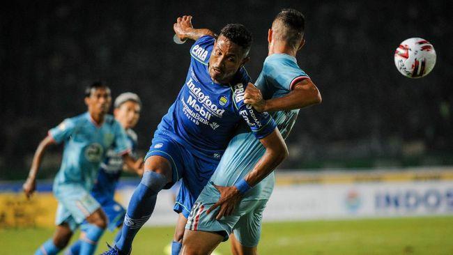 Klasemen Liga 1 2020 Setelah Persib Menang atas PSS