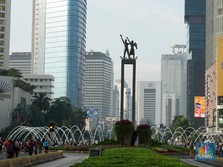 Udara Jakarta Terasa Lebih Dingin, Pertanda Apa?