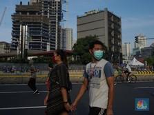 Diperpanjang, Ganjil-Genap & CFD di DKI Masih Ditiadakan!