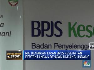 Iuran BPJS Kesehatan Batal Naik!