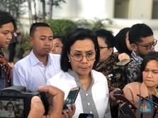Sri Mulyani Digeser Jokowi di Tim Gugus Tugas Covid-19