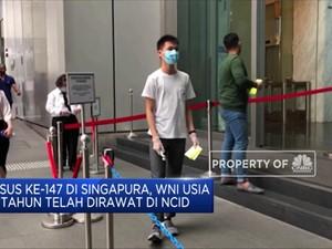 Lagi, WNI Di Singapura Positif Corona