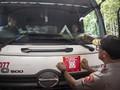 Razia Truk ODOL Dimulai, Kendaraan Pelanggar Ditempel Stiker